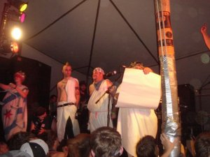 Flatfoot 56 Toga Party