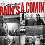 Children 18:3 album cover for Rain's A Comin'