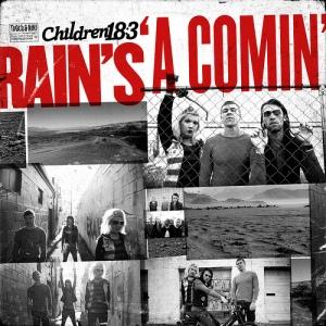 Children 18:3 album cover for Rain's A Comin'