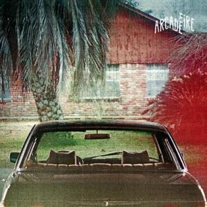 Arcade Fire - The Suburbs - album cover