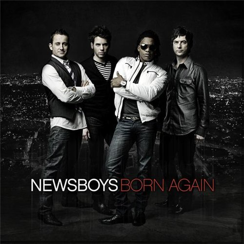 Newsboys - Born Again - album cover