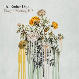 The Ember Days - Finger Painting EP - Album Cover