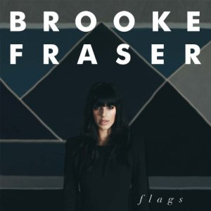Brooke Fraser - Flags - Album Art