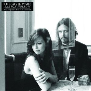 The Civil Wars - Barton Hollow - Cover