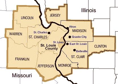 St Louis Metro Area